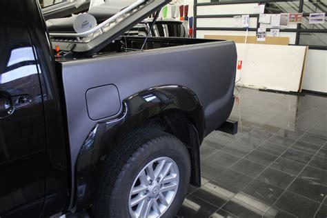 Folie Matt Anthrazit by Toyota Hilux Folierung In Anthrazit Metallic Matt Nato