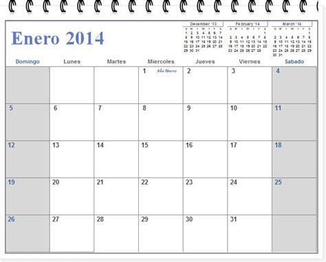 imagen de calendarios 2014 por mes imagui