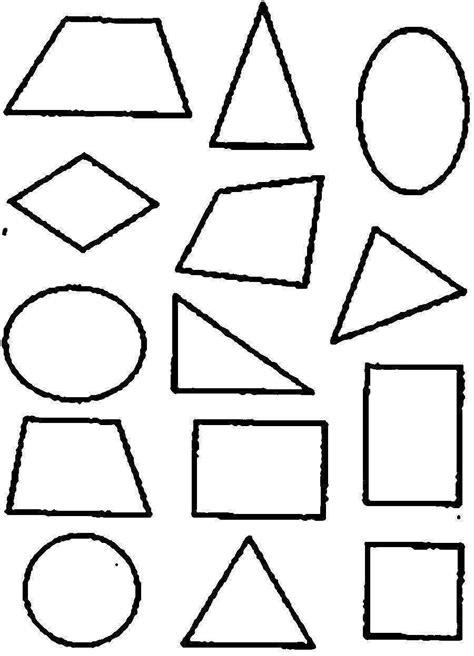 imagenes para colorear con figuras geometricas figuras geometricas para colorear www pixshark com