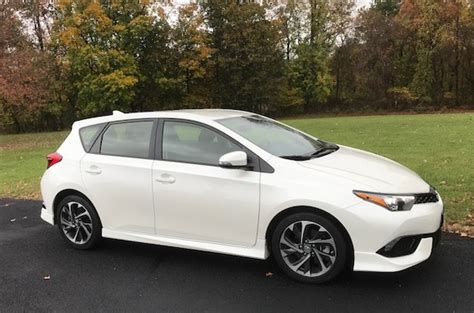 Toyota Scion Reviews 2017 Toyota Corolla Im Nee Scion Im Review By Heilig