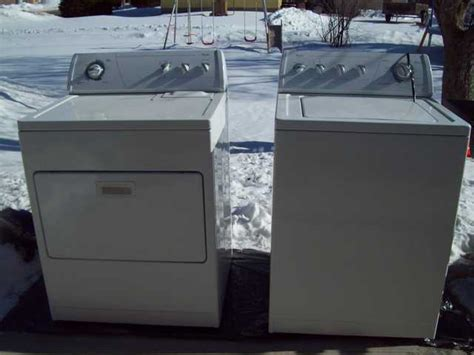 Whirlpools For Sale Whirpool Ultimate Care Ii Washer Dryer For Sale 300