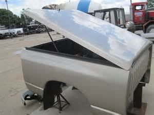 Used Truck Tonneau Covers For Sale Used 02 09 Dodge Ram Shell Fiberglass Tonneau Cover