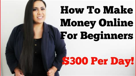 How To Make Money Online For Beginners - how to make money online fast make money online fast for
