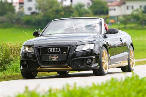 Audi A5 Top Speed by Audi A5 Cabrio By Abt Sportsline News Top Speed