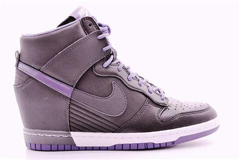 scarpe sneakers con zeppa interna nike zeppa interna