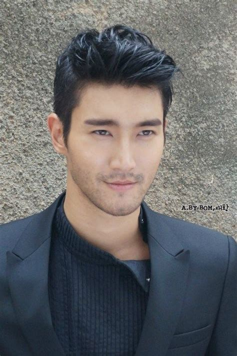chinese middle age man hair style best 25 choi siwon ideas on pinterest siwon super