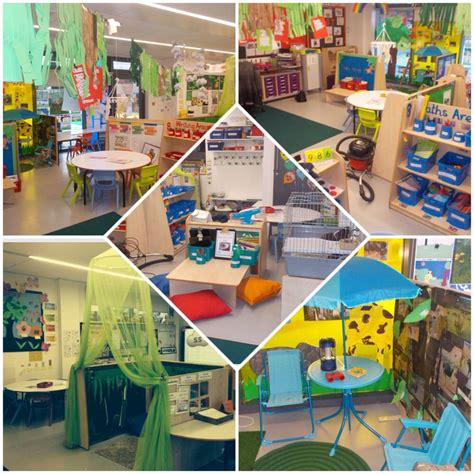 classroom layout early years my year 1 continuous provision areas jungle topic