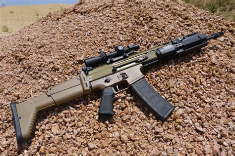Swiss Army 16s by Choosing A Competition Rifle Scar 16s Versus Pws Mk114