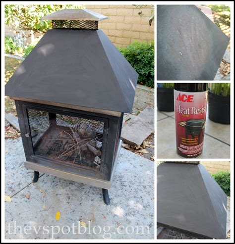 Fireplace Spray Paint by 25 Best Ideas About High Heat Spray Paint On