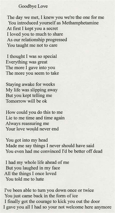 tion poem this poem will your if you a poem by rick way addiction recovery Addi