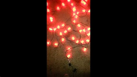 ge 50 led christmas lights g35 string color changing 40 8