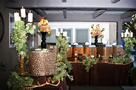 Country Garden Caterers by Weddings Events Orange County Premiere Venue