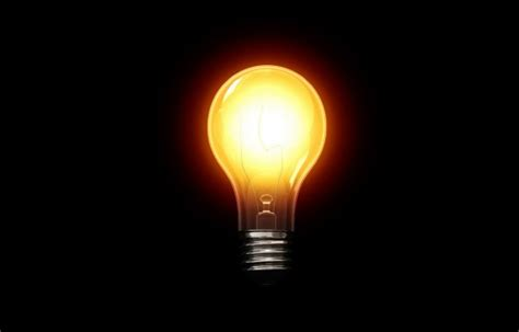 The Light Bulb by The Incandescent Light Bulb Great American Things