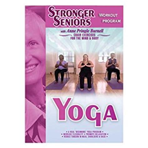 Chair Dvd For Seniors by Stronger Seniors Chair Exercise For Fitness Import