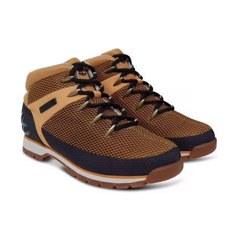 timberland boots colors new timberland sprint hiker mens fabric boots shoes