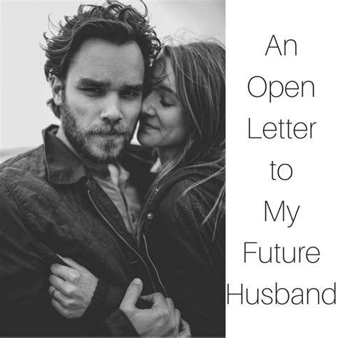 letter to my future husband an open letter to my future husband howard johnson 1446