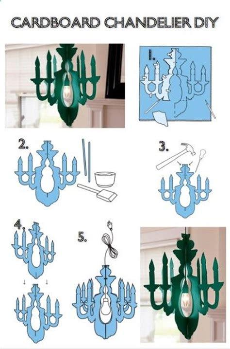 black cardboard chandelier mais de 25 ideias 250 nicas de cardboard chandelier no