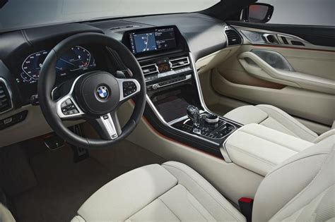 2019 Bmw 8 Series Interior by 2019 Bmw 8 Series Convertible Vs 2019 Mercedes Amg S63