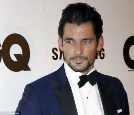 2014 voted best looking men david gandy named best model at spanish gq men of the year
