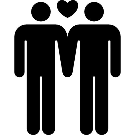 hombre de dibujos animados enamorado hombres pareja de enamorados descargar iconos gratis