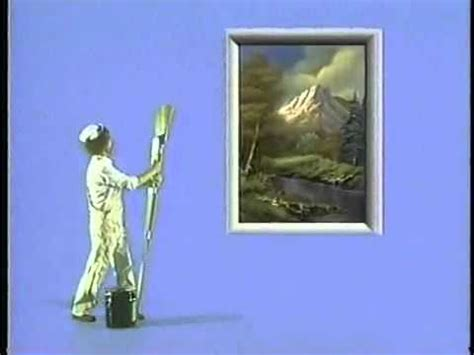 Bob Ross Of Painting Intro