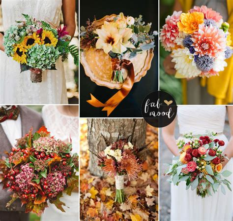 Fall Wedding Flower Ideas by Fall Wedding Flower Ideas By Colour What Flowers Are In Fall