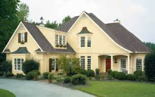 Home Design Exterior Color Schemes Exterior Paint Ideas Popular Home Interior Design Sponge
