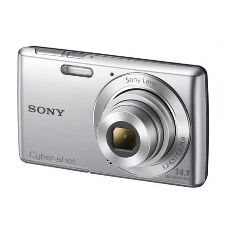 Kamera Sony Cybershot W610 camara fotogr 225 fica sony dsc w610 silver audiocolor