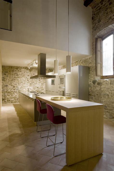 Islas Para Cocina #8: Proyecto-interiorismo-vivienda-bodega-moderno-rural-rehabilitacion-priorato-tarragona-14.jpg