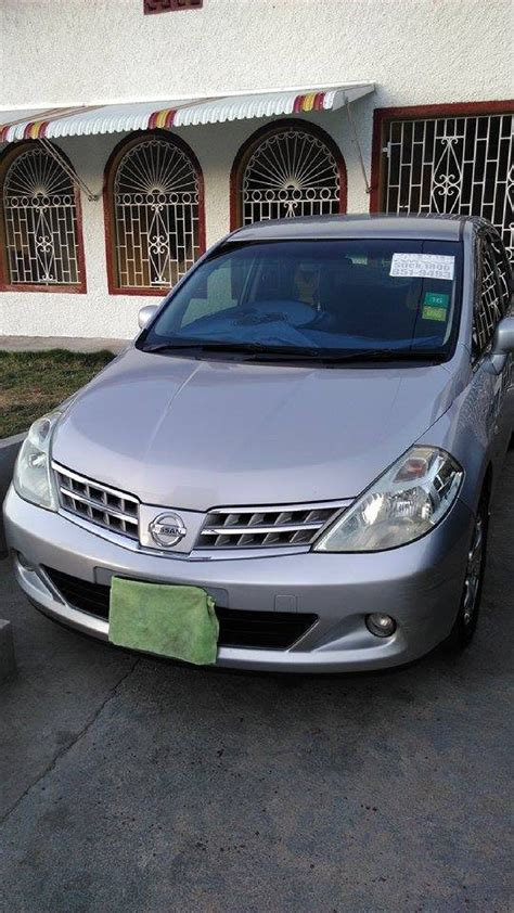 nissan tiida 2008 modified 2008 nissan tiida for sale in kingston st andrew
