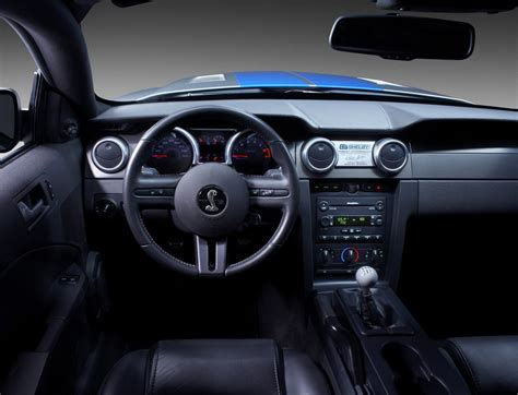 Gt500 Interior by 2008 Ford Shelby Gt500 Pictures Cargurus
