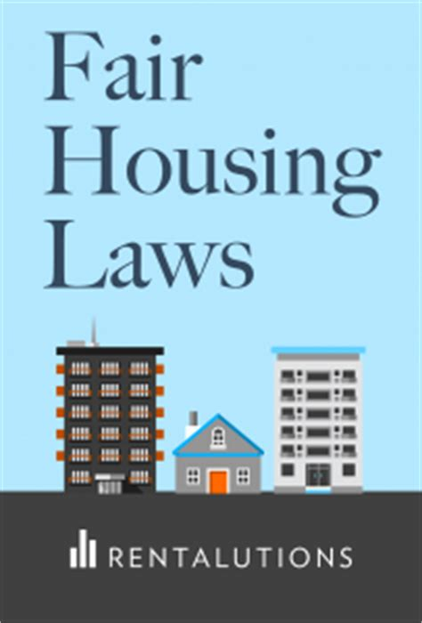fair housing laws fair housing laws rentalutions rentalutions