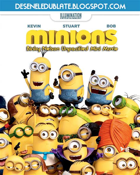 watch binky nelson unpacified 2015 full hd movie official trailer minions binky nelson unpacified mini movie 2015 online subtitrat desene animate dublate si