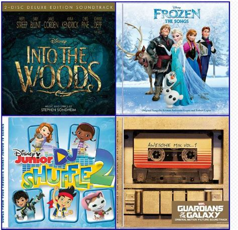 Music Giveaways - hop to the music review giveaway 4 disney soundtrack cds disneymusic