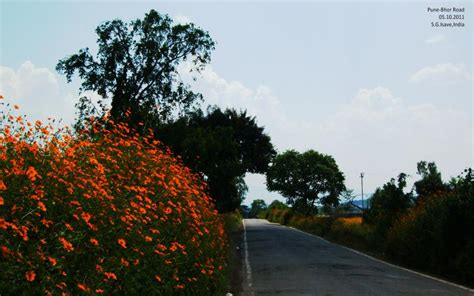 hd pune bhor road wallpaper