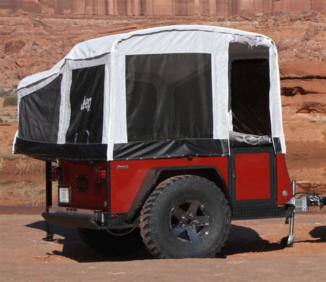 jeep offroad trailer jeep build trailer on pinterest off road trailer