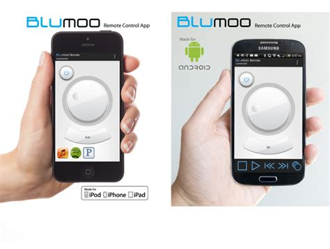 rca tv remote app for android blumoo remote and from mobile devices to existing systems indiegogo