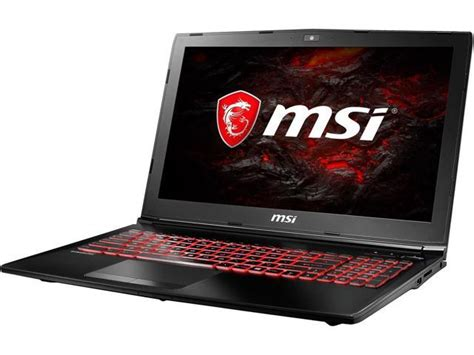 Msi Gl62m 7rdx 863 msi gl62m 7rdx 1408 15 6 quot ips intel i7 7th 7700hq 2 80 ghz nvidia geforce gtx 1050 8
