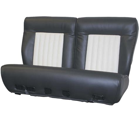 28 34 split back front bench seat wise guys seats