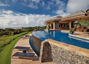 Infinity Pool Designs 24 Outdoor Edge Ideas Designs Design Trends Premium