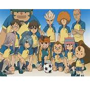 Inazuma Eleven List Of Characters
