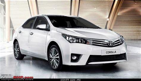 Year Of Toyota Corolla 50 Years Of The Toyota Corolla Team Bhp