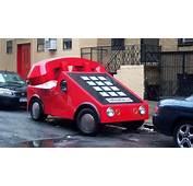 Custom Made Phone Car  NO Fun Muscle Cars And
