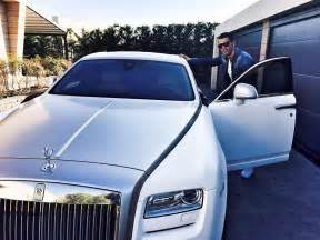 Rolls Royce Trainee Cristiano Ronaldo Net Worth Houses Jet And Cars