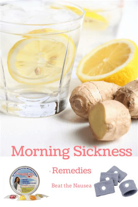 morning sickness remedies how to find relief from nausea