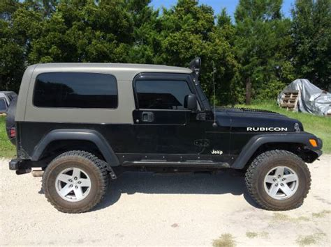 Fl Jeep 2006 Jeep Wrangler Unlmited Rubicon For Sale In Mims