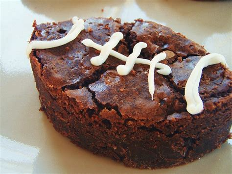 football brownies recipes pinterest