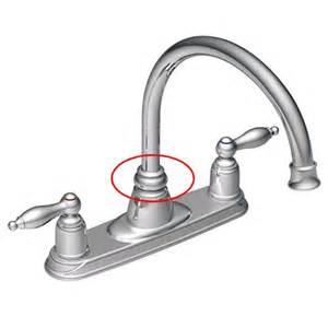 how to fix a kitchen faucet kitchen faucet repair david trebacz moen kitchen