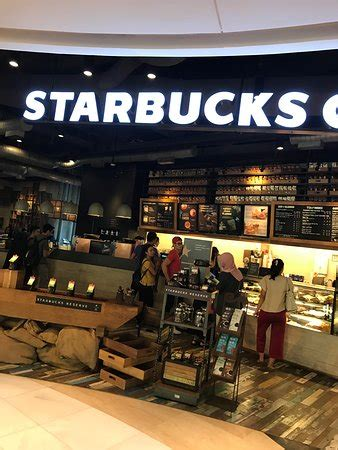 starbucks grand indonesia jakarta restaurant reviews