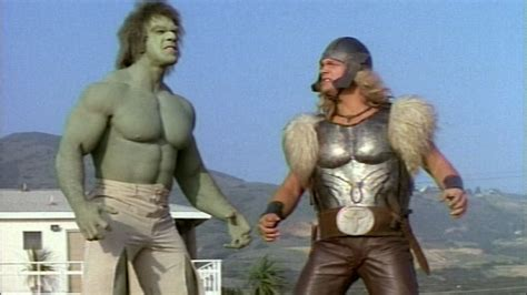 film thor in tv before the marvel cinematic universe we had marvel live
